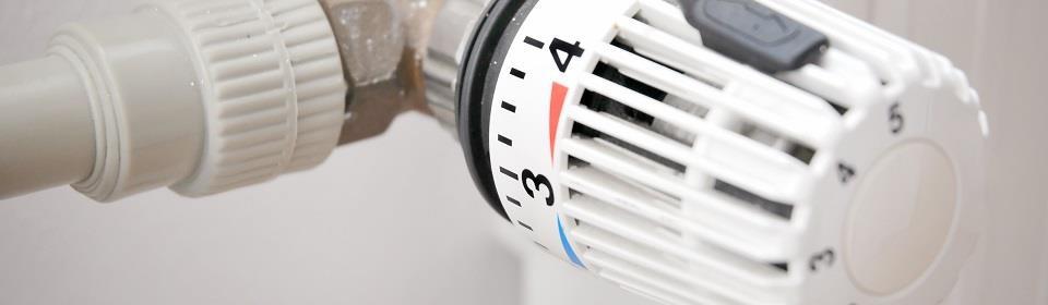 Nieuwe radiator en CV ketel